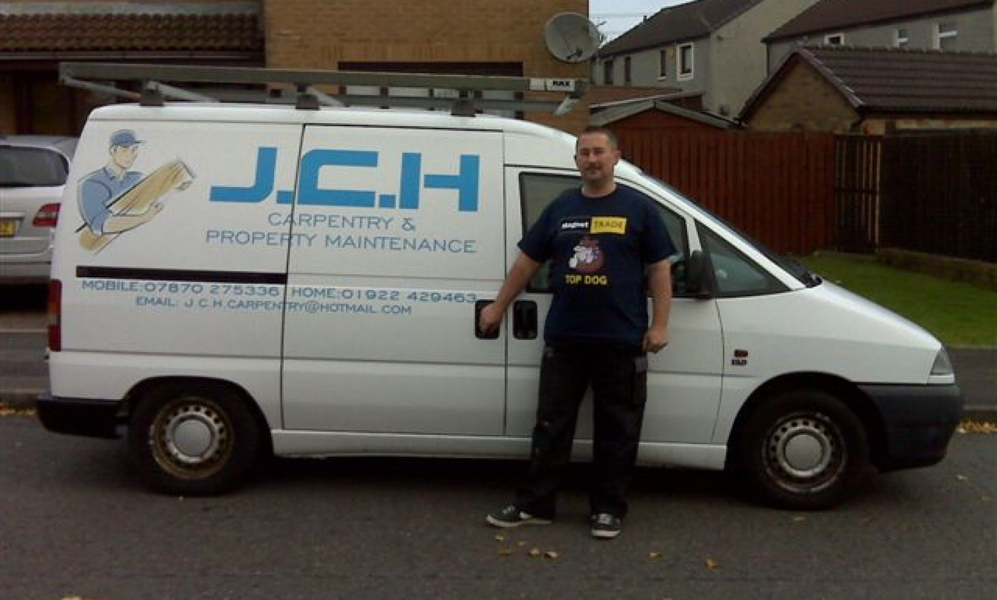 JCH Carpentry & Property Maintenance 07907 288983